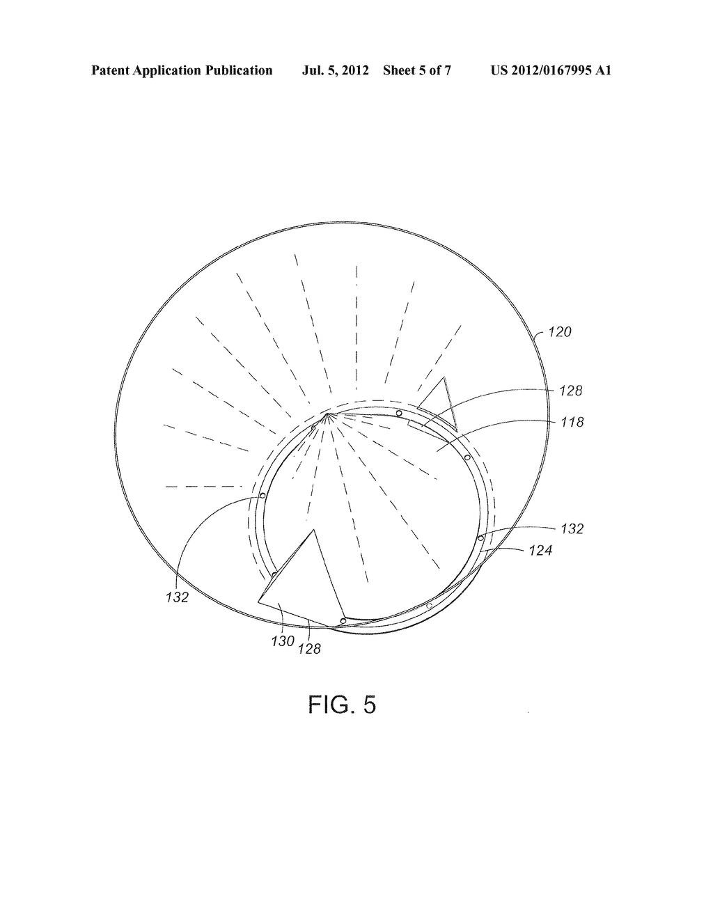 METHODS AND APPARATUS FOR CONTACTING A FLUID STREAM WITH PARTICULATE     SOLIDS - diagram, schematic, and image 06