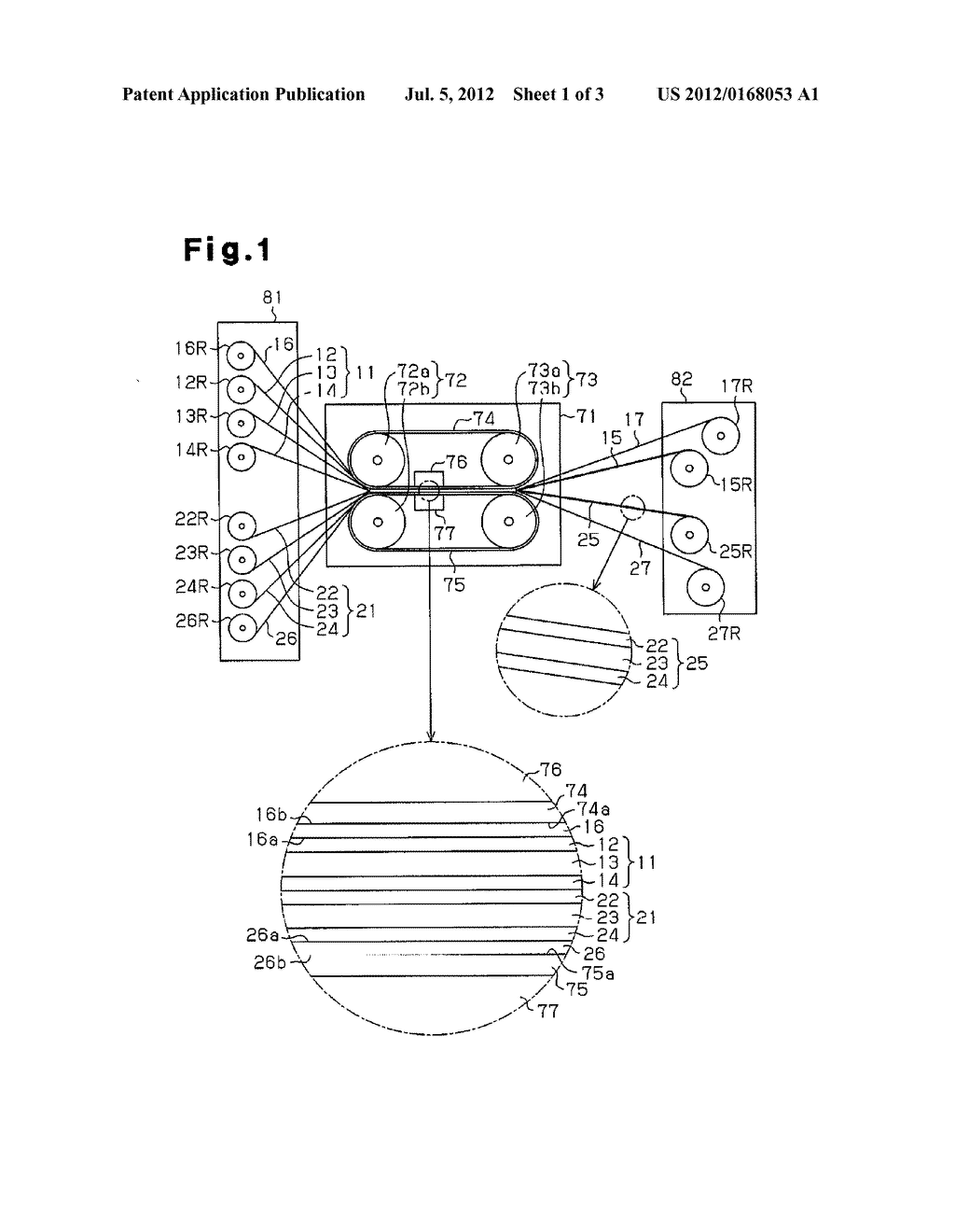 METHOD FOR PRODUCING FLEXIBLE METAL LAMINATE - diagram, schematic, and image 02