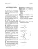 NOVEL POLYSILOXANES HAVING QUATERNARY AMMONIUM GROUPS AND USE THEREOF diagram and image