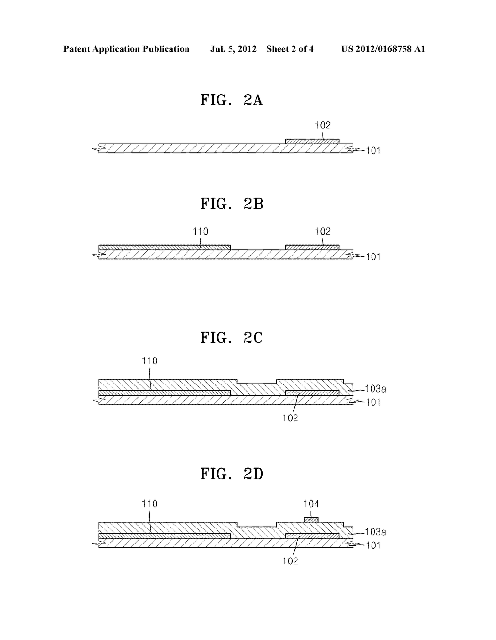 ORGANIC LIGHT EMITTING DISPLAY APPARATUS AND METHOD OF MANUFACTURING THE     ORGANIC LIGHT EMITTING DISPLAY APPARATUS - diagram, schematic, and image 03
