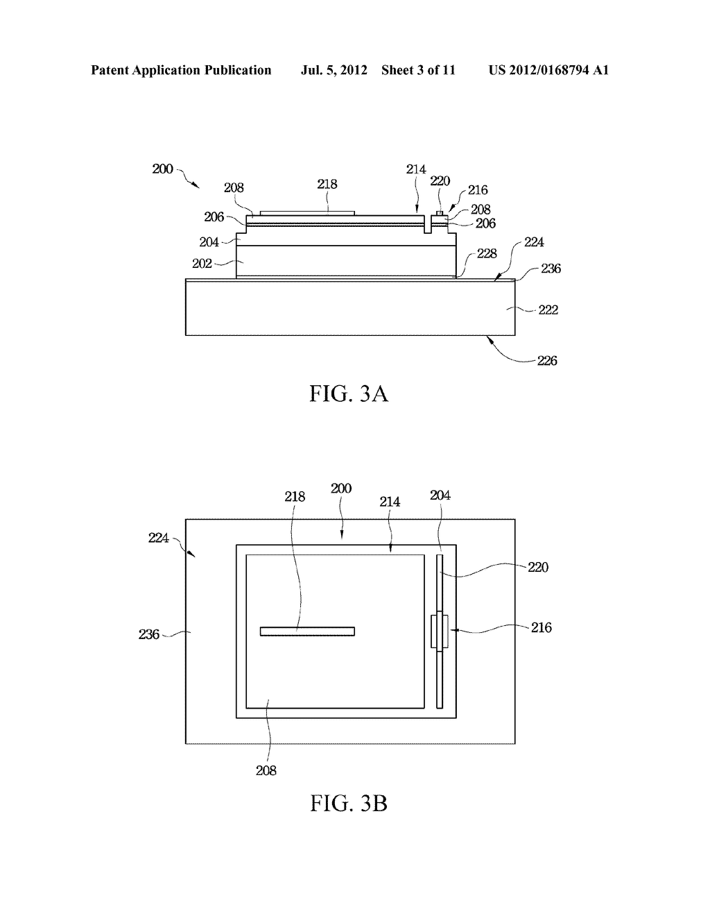 LIGHT-EMITTING DIODE STRUCTURE AND METHOD FOR MANUFACTURING THE SAME - diagram, schematic, and image 04