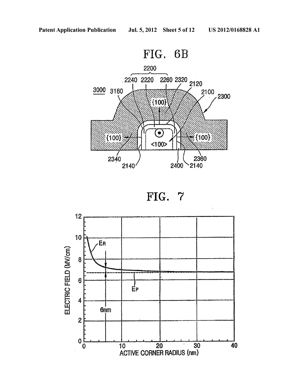 SEMICONDUCTOR DEVICE HAVING A TRIPLE GATE TRANSISTOR AND METHOD FOR     MANUFACTURING THE SAME - diagram, schematic, and image 06