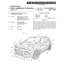 AERODYNAMIC PACKAGE FOR AN AUTOMOTIVE VEHICLE diagram and image