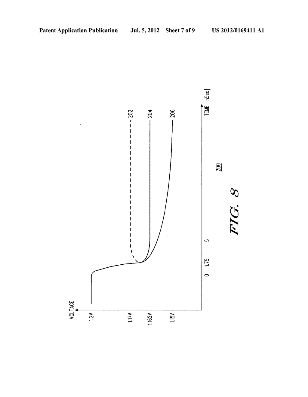 DEVICE AND METHOD FOR COMPENSATING FOR VOLTAGE DROPS - diagram, schematic, and image 08