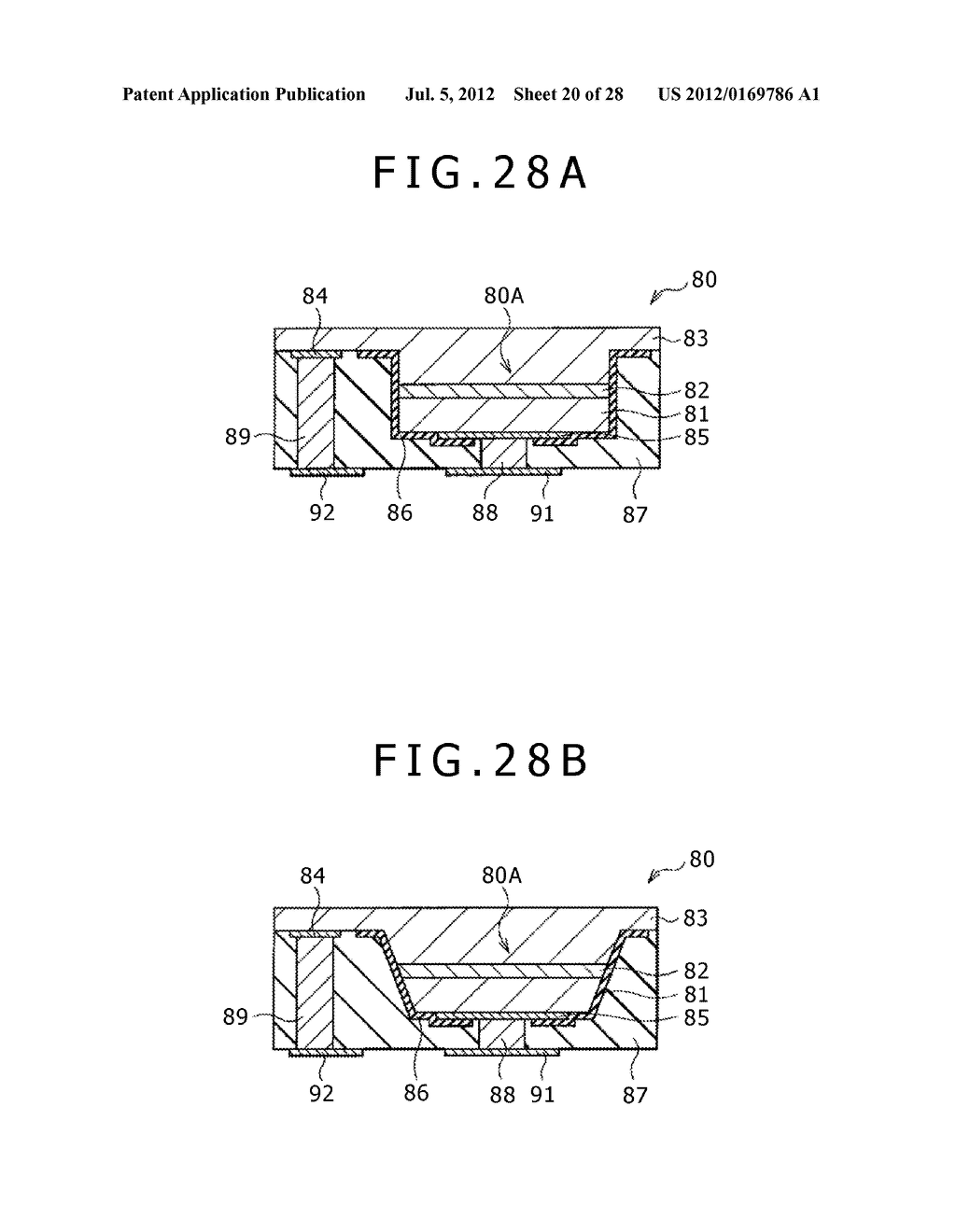 LIGHT EMITTING DEVICE, ILLUMINATING DEVICE, AND DISPLAY DEVICE - diagram, schematic, and image 21