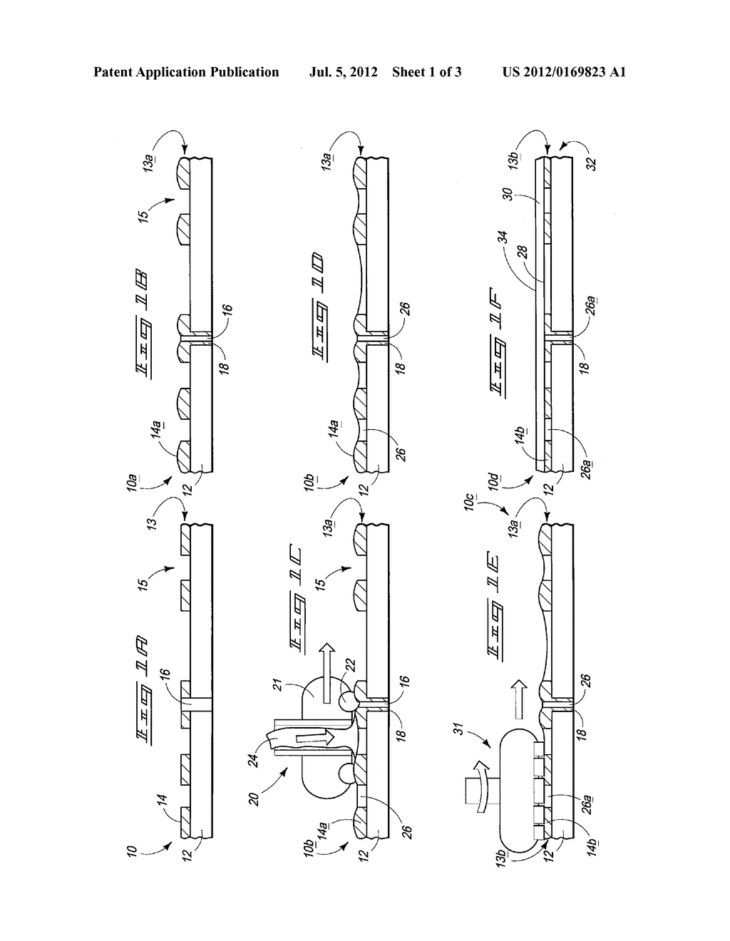 Printhead Fabrication Methods, Printhead Substrate Assembly Fabrication     Methods, And Printheads - diagram, schematic, and image 02