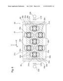 DIFFRACTIVE DISPLAY DEVICE, FINDER DEVICE AND CAMERA diagram and image
