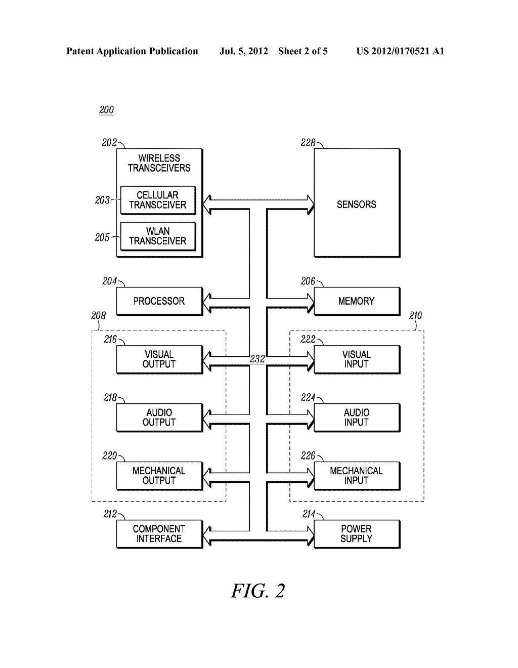 Method and System for Facilitating Wireless Communication Via Alternate     Wireless Pathway - diagram, schematic, and image 03