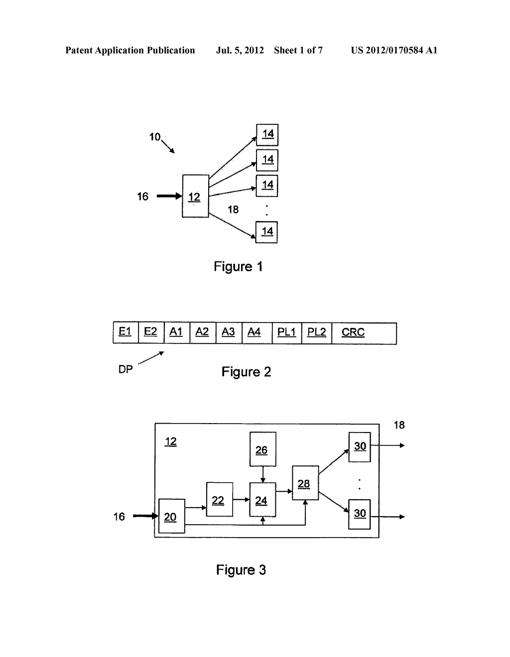 APPARATUS FOR ANALYZING A DATA PACKET, A DATA PACKET PROCESSING SYSTEM AND     A METHOD - diagram, schematic, and image 02