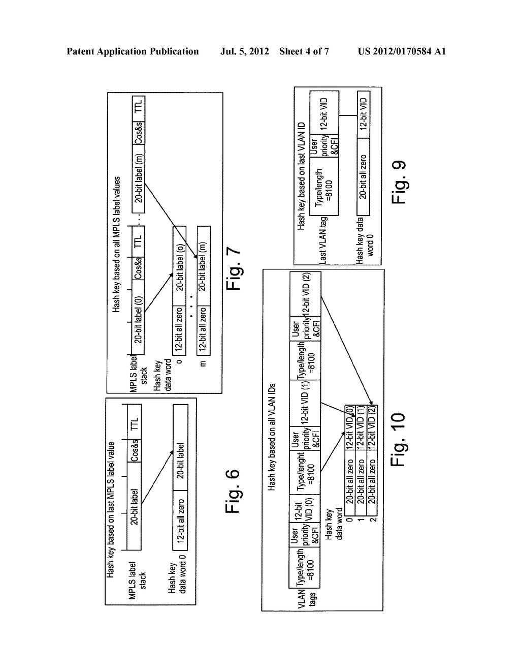APPARATUS FOR ANALYZING A DATA PACKET, A DATA PACKET PROCESSING SYSTEM AND     A METHOD - diagram, schematic, and image 05