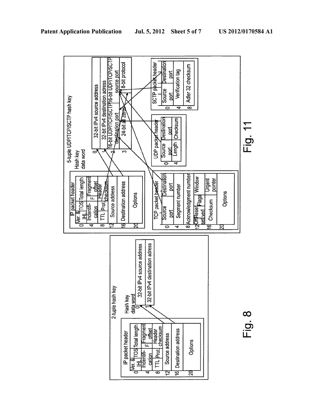 APPARATUS FOR ANALYZING A DATA PACKET, A DATA PACKET PROCESSING SYSTEM AND     A METHOD - diagram, schematic, and image 06