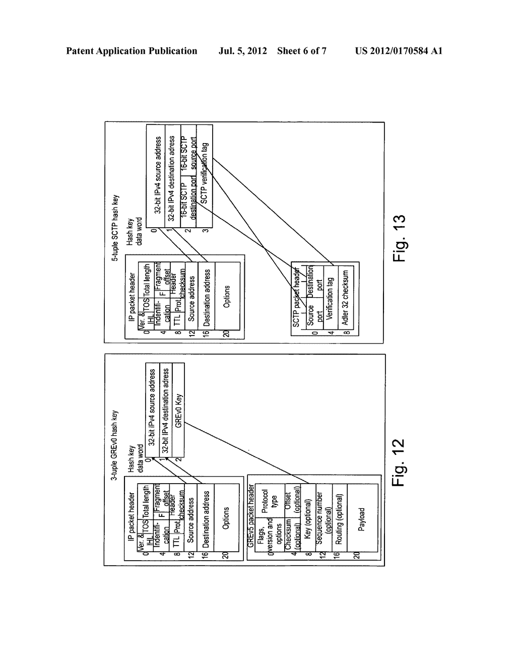 APPARATUS FOR ANALYZING A DATA PACKET, A DATA PACKET PROCESSING SYSTEM AND     A METHOD - diagram, schematic, and image 07
