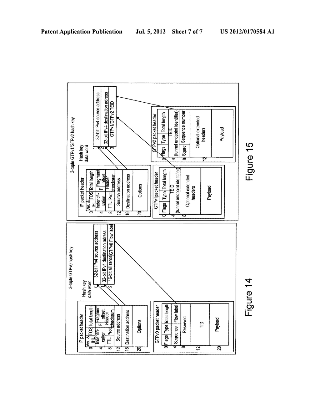 APPARATUS FOR ANALYZING A DATA PACKET, A DATA PACKET PROCESSING SYSTEM AND     A METHOD - diagram, schematic, and image 08