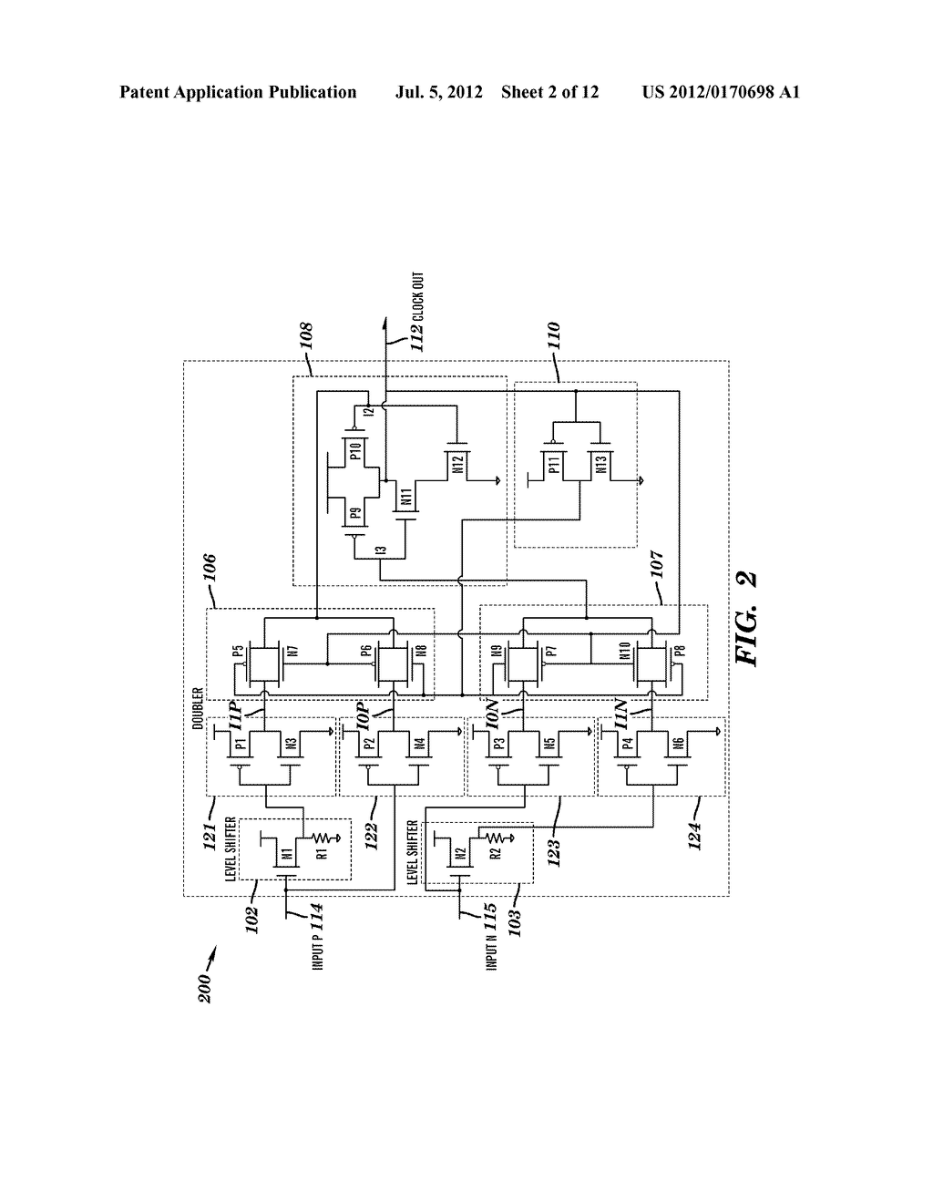 Design Structure For Window Comparator Circuit Clock Data Recovery From Bipolar Rz Diagram Schematic And Image 03