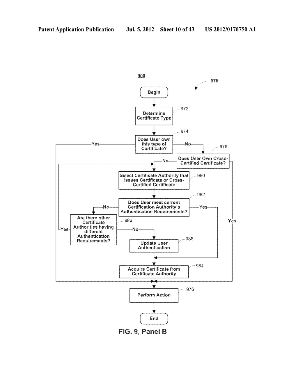 SYSTEMS AND METHODS FOR MANAGING CRYPTOGRAPHIC KEYS - diagram, schematic, and image 11