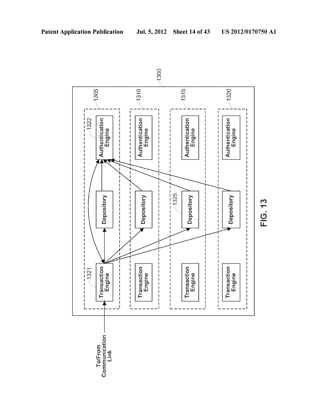 SYSTEMS AND METHODS FOR MANAGING CRYPTOGRAPHIC KEYS - diagram, schematic, and image 15