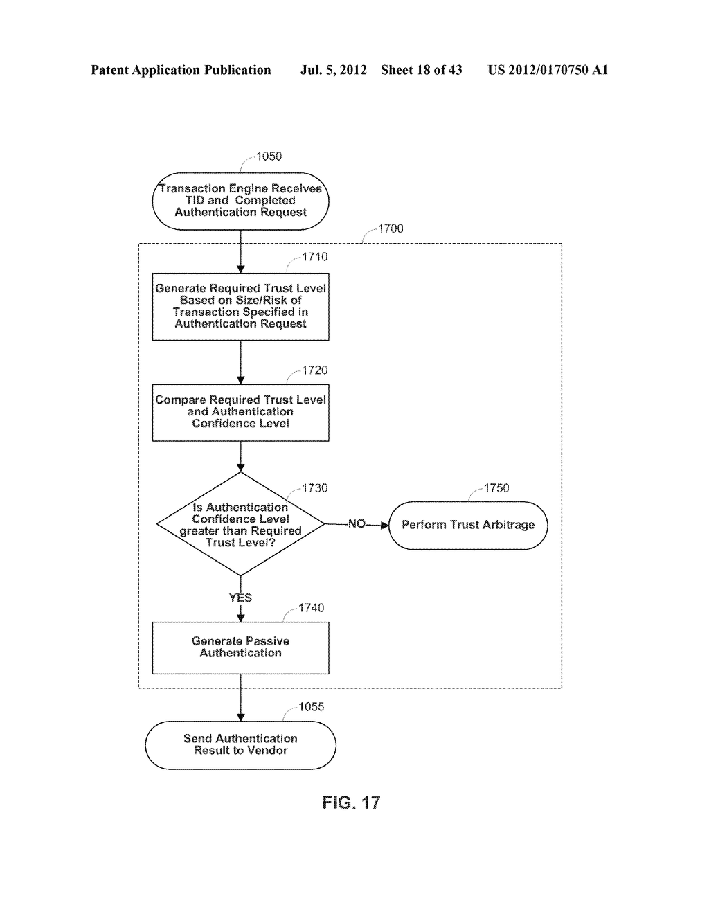 SYSTEMS AND METHODS FOR MANAGING CRYPTOGRAPHIC KEYS - diagram, schematic, and image 19