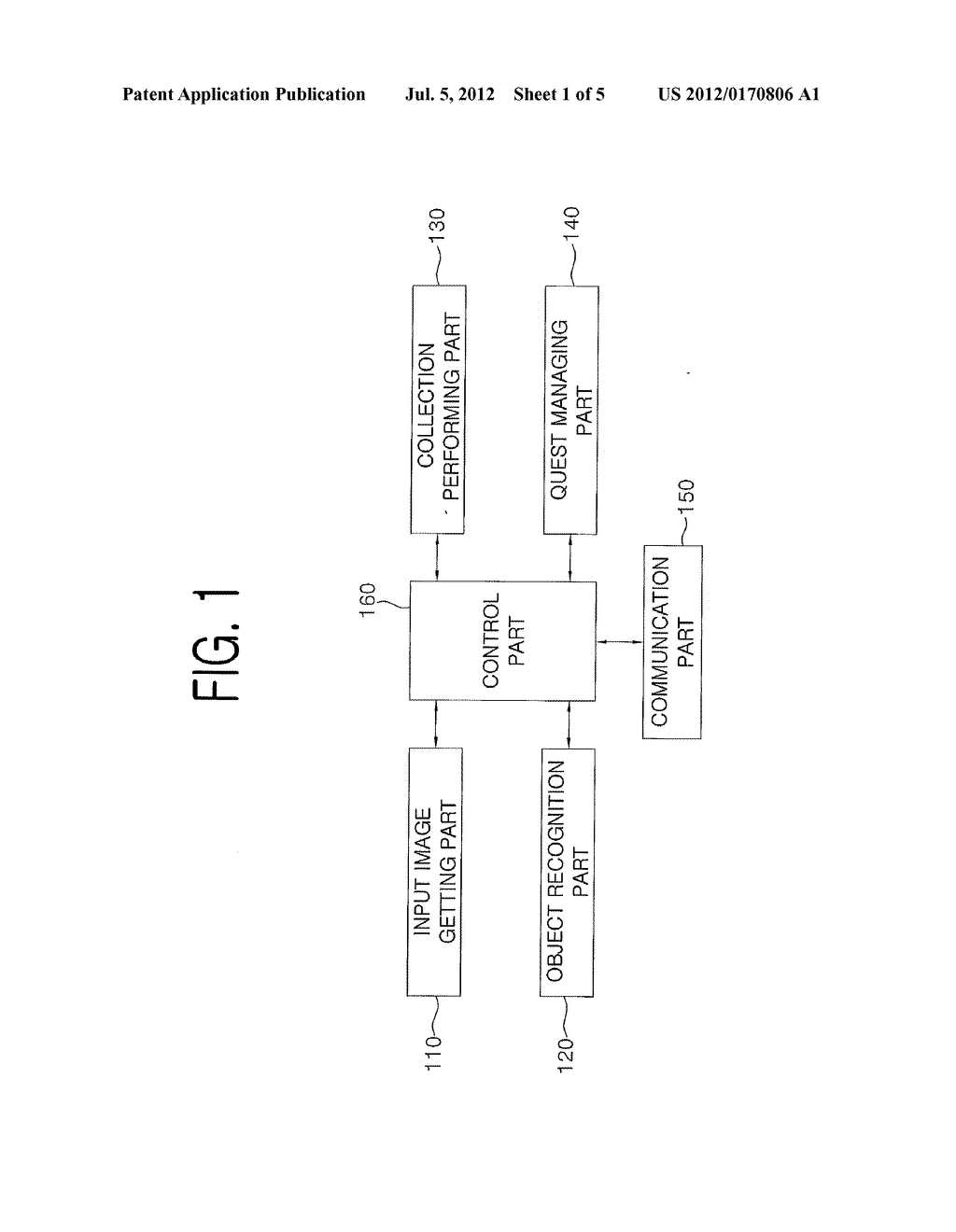 METHOD, TERMINAL, AND COMPUTER-READABLE RECORDING MEDIUM FOR SUPPORTING     COLLECTION OF OBJECT INCLUDED IN INPUTTED IMAGE - diagram, schematic, and image 02
