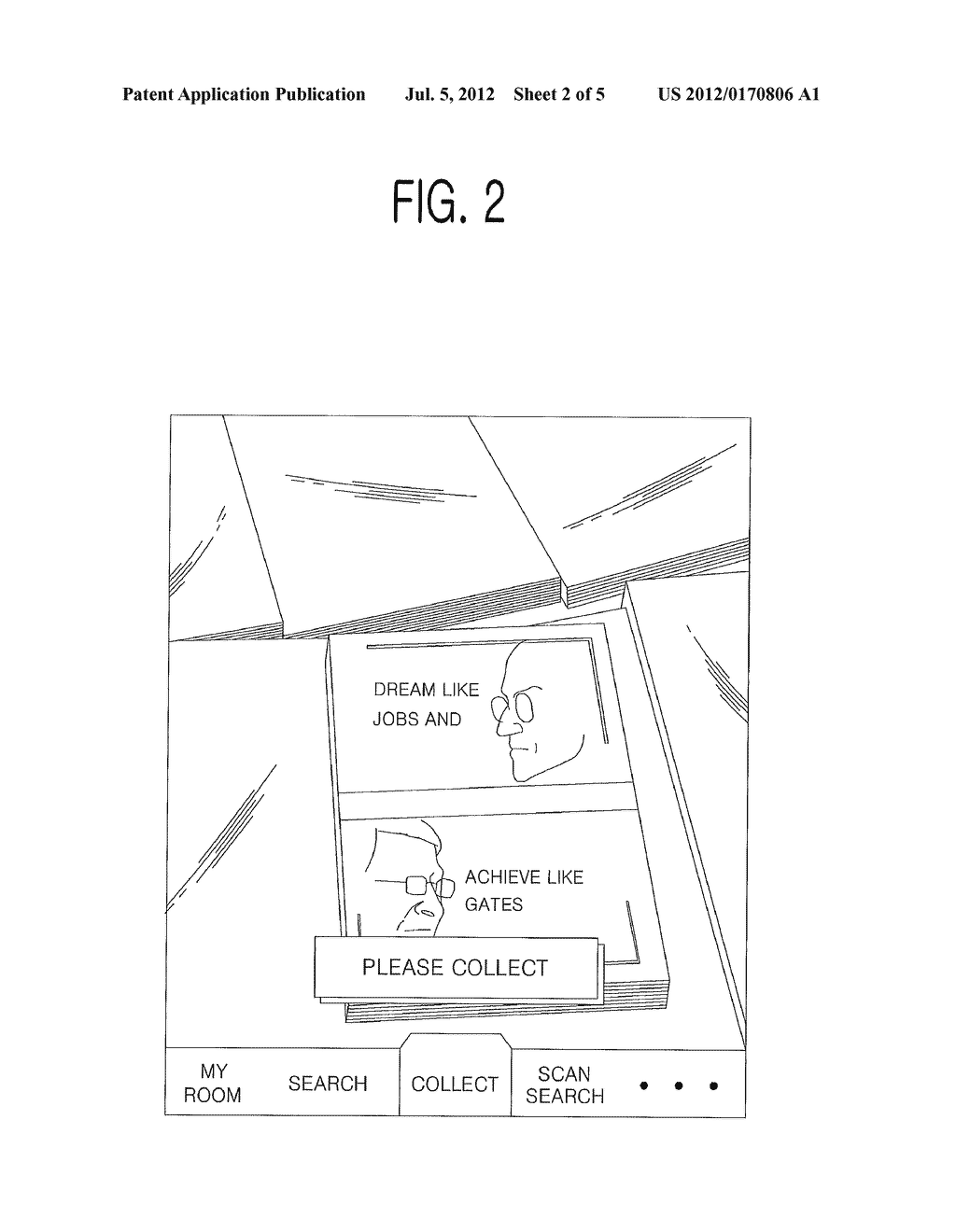 METHOD, TERMINAL, AND COMPUTER-READABLE RECORDING MEDIUM FOR SUPPORTING     COLLECTION OF OBJECT INCLUDED IN INPUTTED IMAGE - diagram, schematic, and image 03