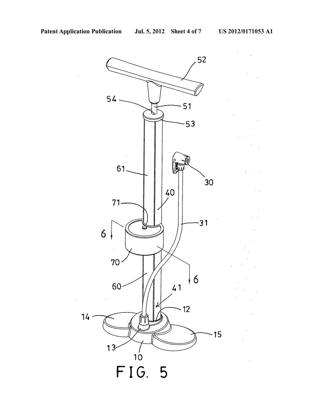 hand pump schematic symbol
