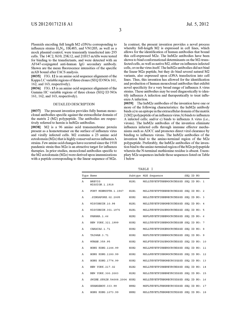 Compositions And Methods For The Therapy And Diagnosis Of Influenza - diagram, schematic, and image 23