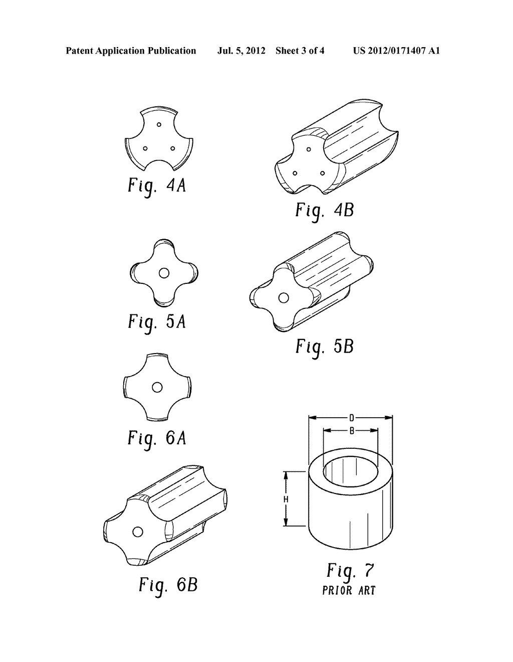 MULTI-LOBED POROUS CERAMIC BODY AND PROCESS FOR MAKING THE SAME - diagram, schematic, and image 04