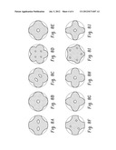 MULTI-LOBED POROUS CERAMIC BODY AND PROCESS FOR MAKING THE SAME diagram and image