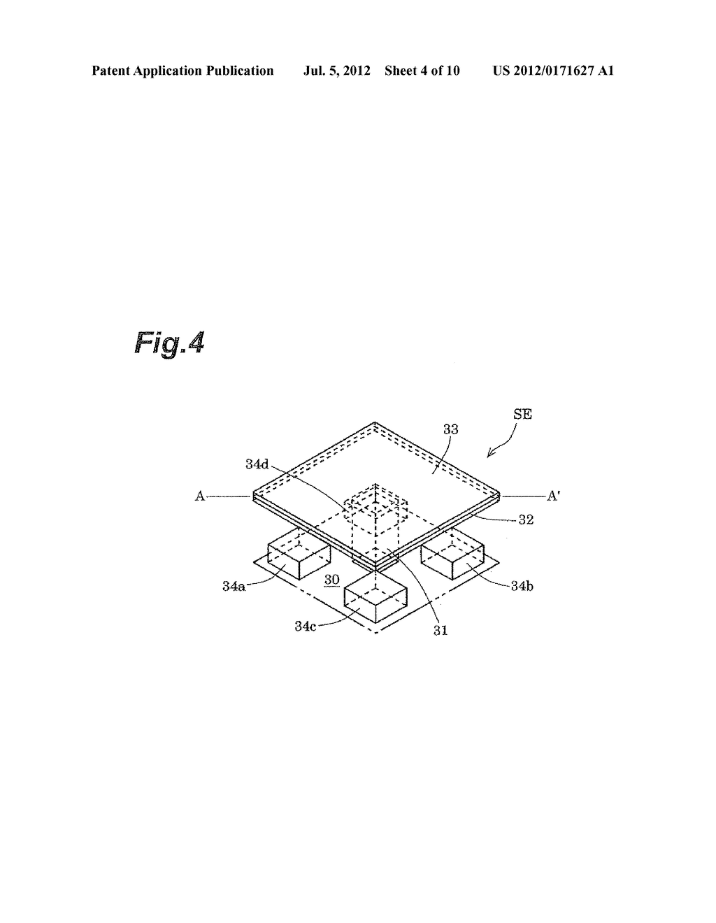 INSPECTION DEVICE AND INSPECTING METHOD FOR SPATIAL LIGHT MODULATOR,     ILLUMINATION OPTICAL SYSTEM, METHOD FOR ADJUSTING THE ILLUMINATION     OPTICAL SYSTEM, EXPOSURE APPARATUS, AND DEVICE MANUFACTURING METHOD - diagram, schematic, and image 05