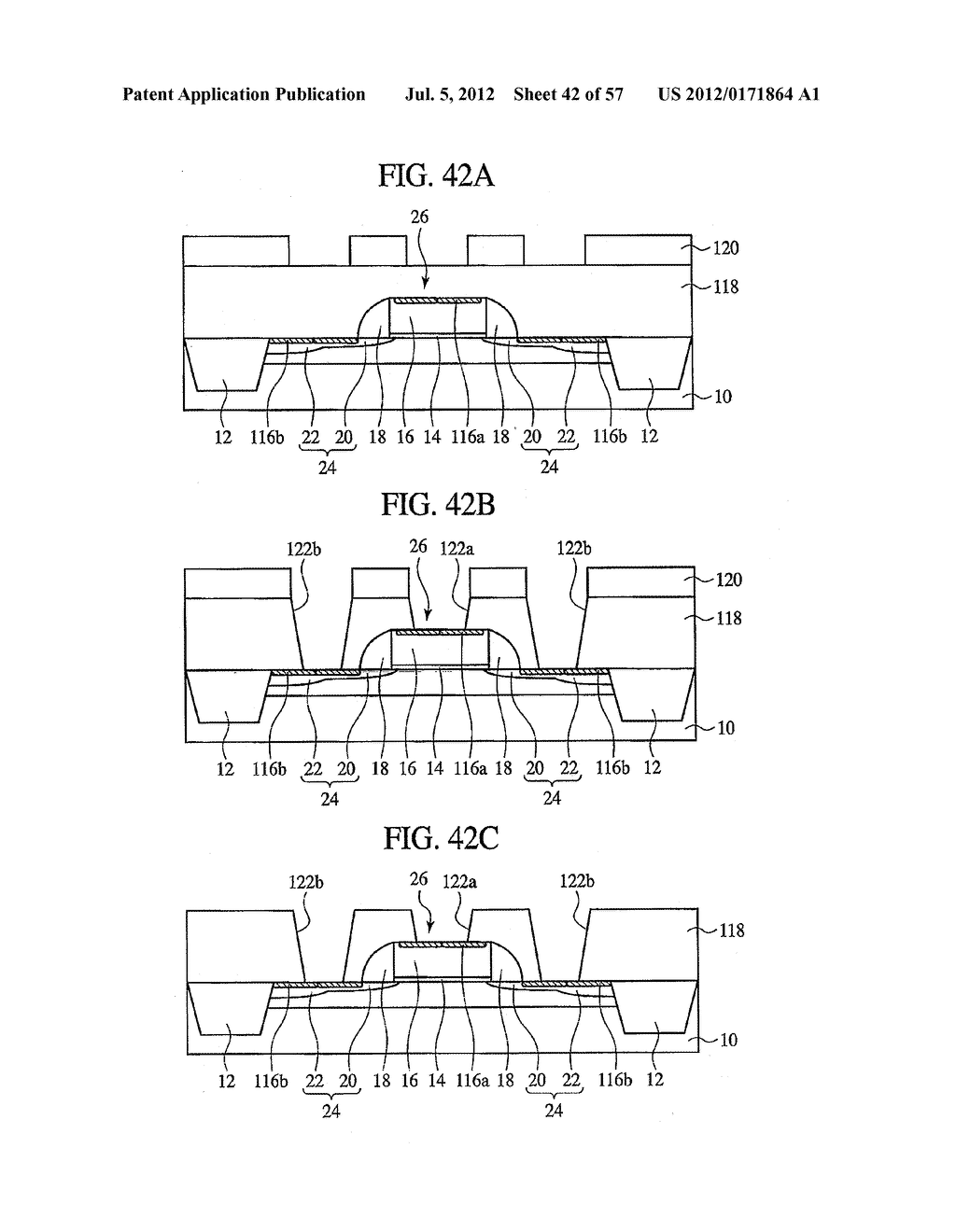 METHOD OF MANUFACTURING SEMICONDUCTOR DEVICE - diagram, schematic, and image 43