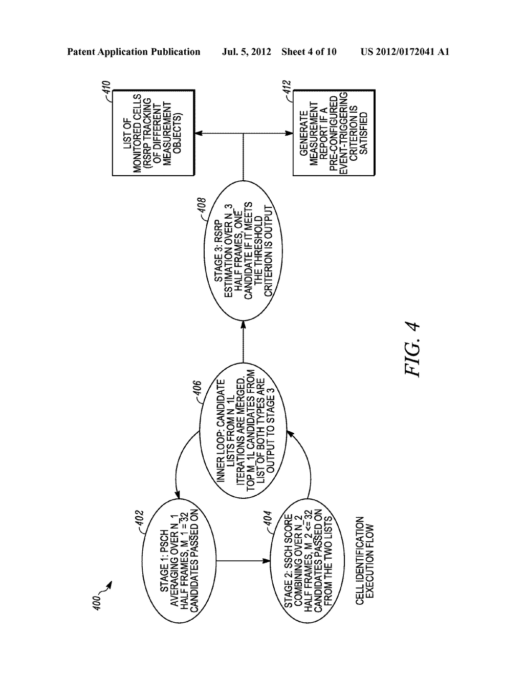 METHODS FOR CELL SEARCH IN SYNCHRONOUS INTERFERENCE LIMITED CHANNELS - diagram, schematic, and image 05