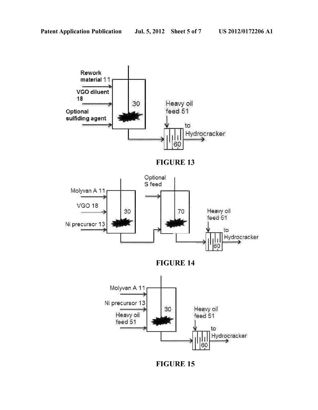 HYDROPROCESSING CATALYSTS AND METHODS FOR MAKING THEREOF - diagram, schematic, and image 06