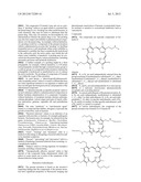 MULTIFUNCTIONAL GLYCOPEPTIDE ANTIBIOTIC DERIVATIVES FOR FLUORESCENT     IMAGING AND PHOTOACTIVE ANTIMICROBIAL THERAPY diagram and image