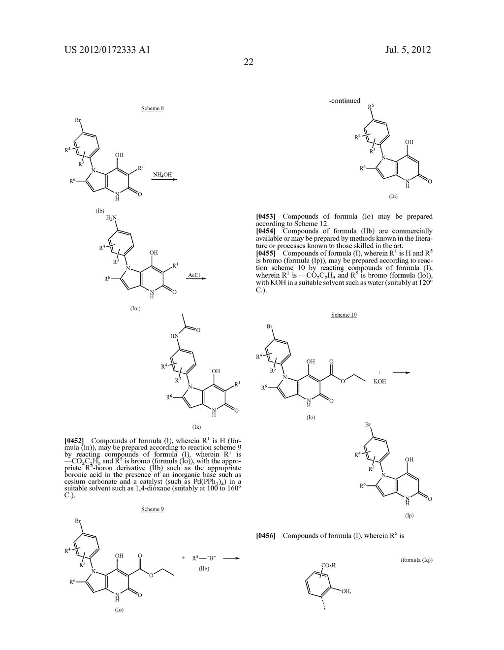 PYRROLO-PYRIDINE DERIVATIVES AS ACTIVATORS OF AMPK - diagram, schematic, and image 23