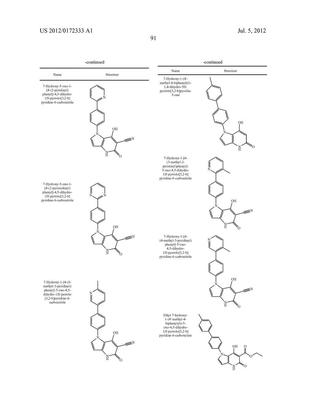 PYRROLO-PYRIDINE DERIVATIVES AS ACTIVATORS OF AMPK - diagram, schematic, and image 92