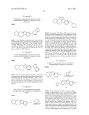 HISTAMINE H3 INVERSE AGONISTS AND ANTAGONISTS AND METHODS OF USE THEREOF diagram and image