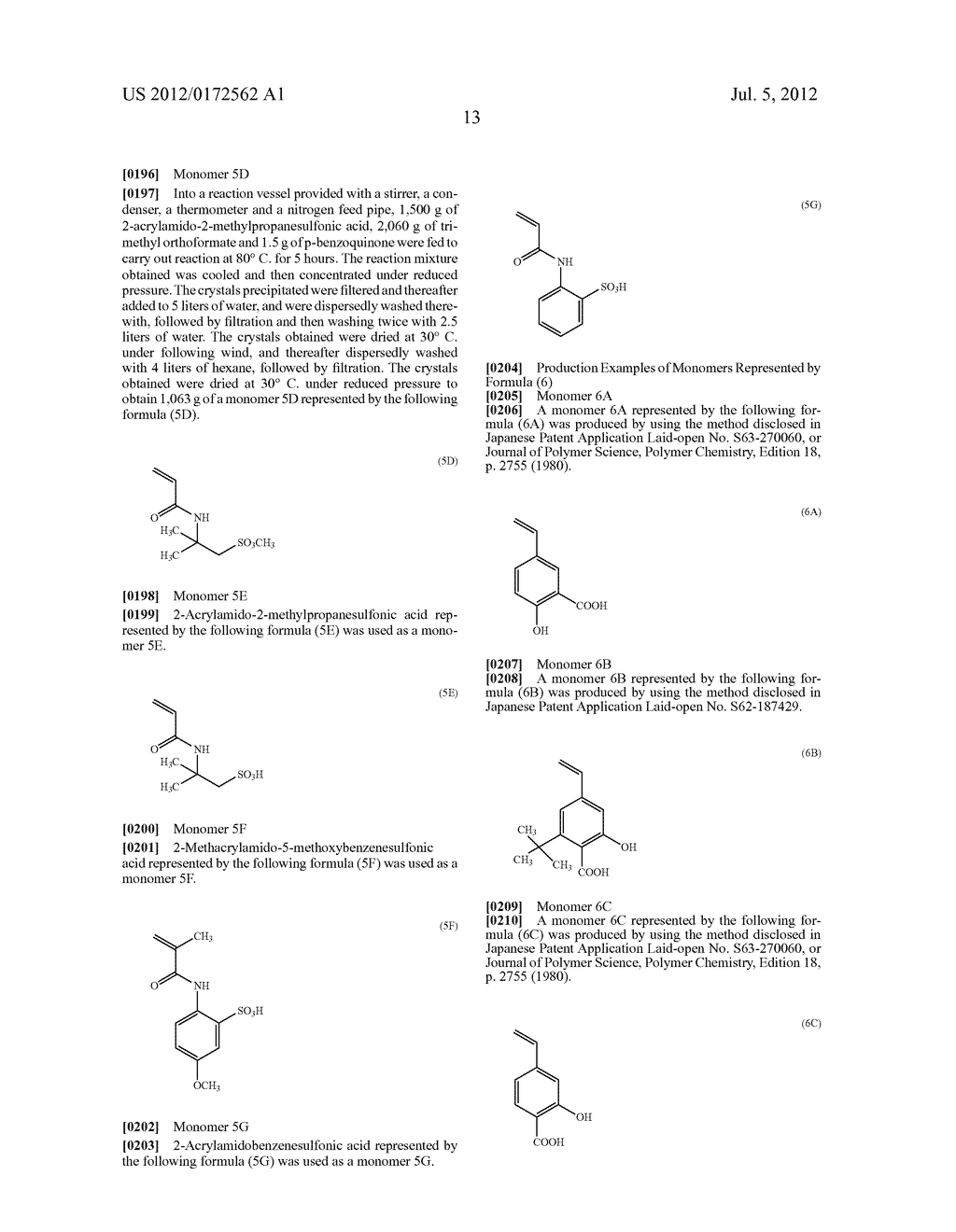 RESIN FOR TONERS, AND TONER - diagram, schematic, and image 15