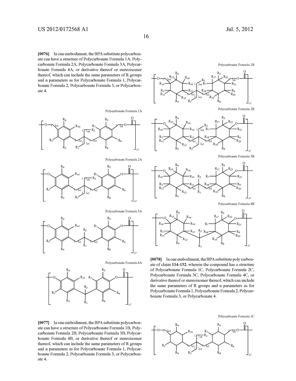 SUBSTANCES FOR USE AS BISPHENOL A SUBSTITUTES - diagram, schematic, and image 18