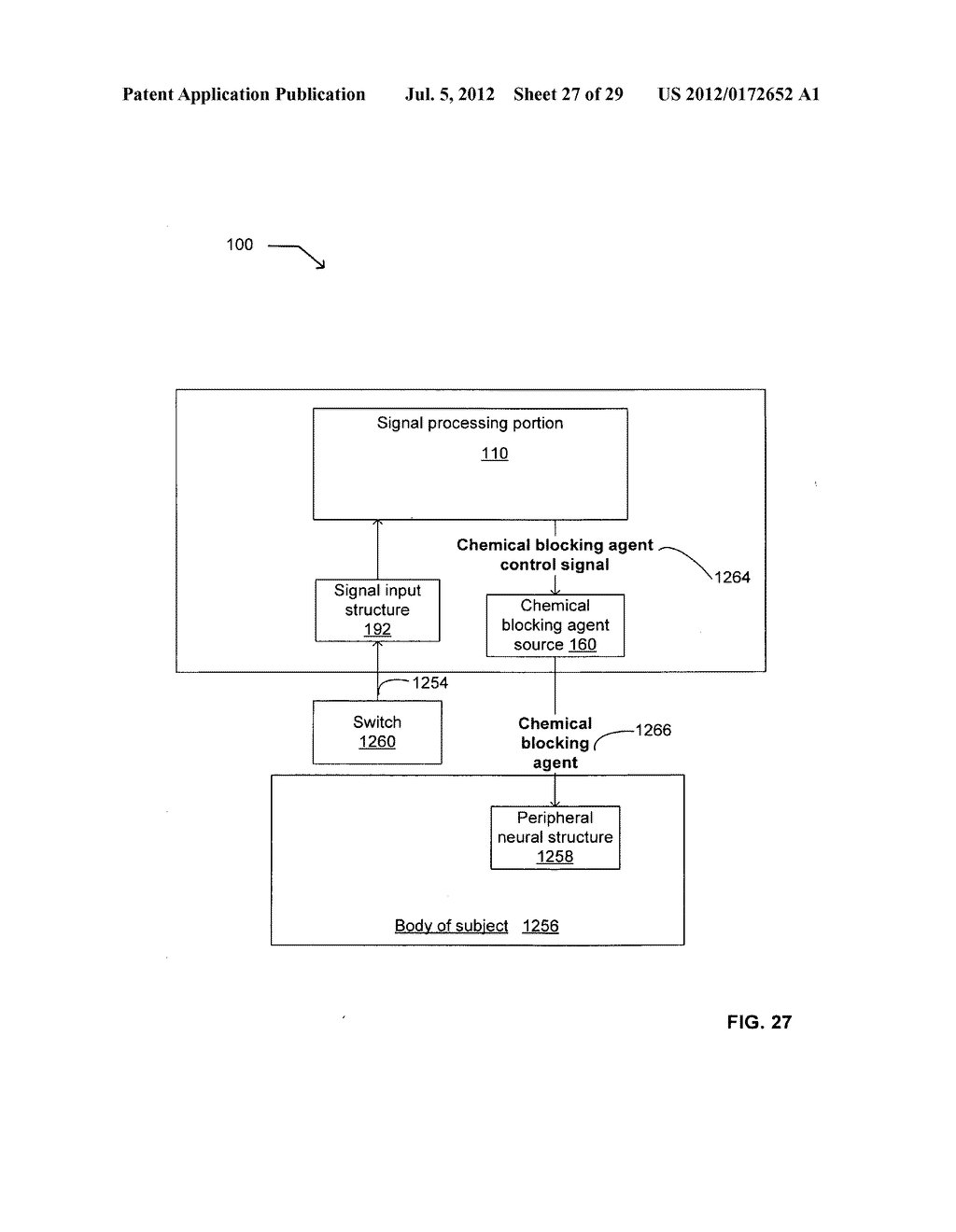 Method and system for reversible chemical modulation of neural activity - diagram, schematic, and image 28