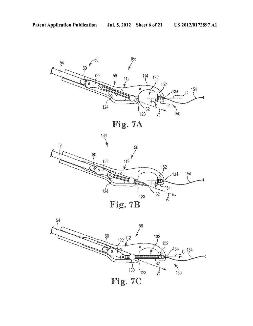 SUTURE SYSTEM AND ASSEMBLY INCLUDING A TUBULAR LEADER HAVING A CLASP - diagram, schematic, and image 07