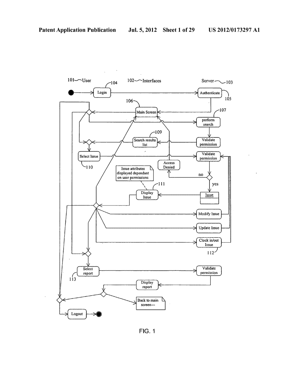 Method and system for task tracking and allocation - diagram, schematic, and image 02