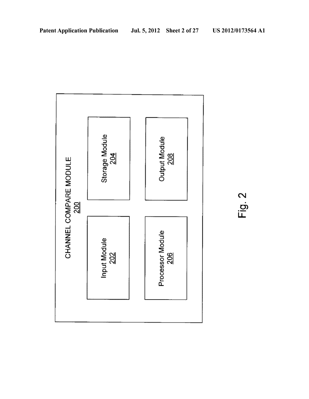 SYSTEM AND METHOD FOR PROVIDING A COMPARE CHANNEL TOOL - diagram, schematic, and image 03
