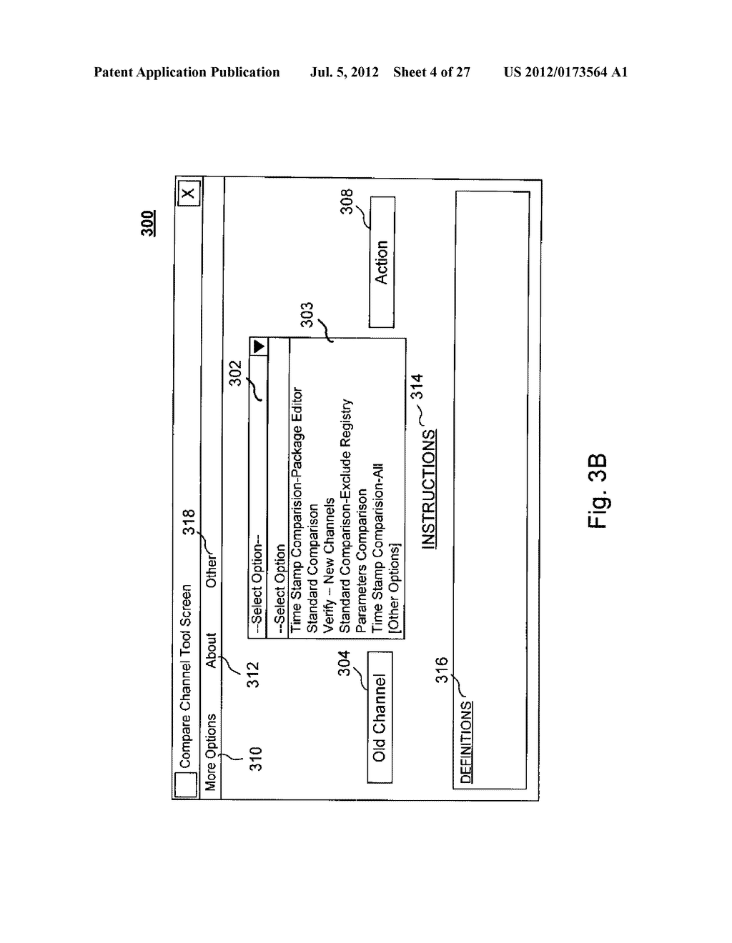 SYSTEM AND METHOD FOR PROVIDING A COMPARE CHANNEL TOOL - diagram, schematic, and image 05