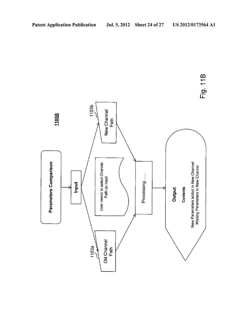 SYSTEM AND METHOD FOR PROVIDING A COMPARE CHANNEL TOOL - diagram, schematic, and image 25