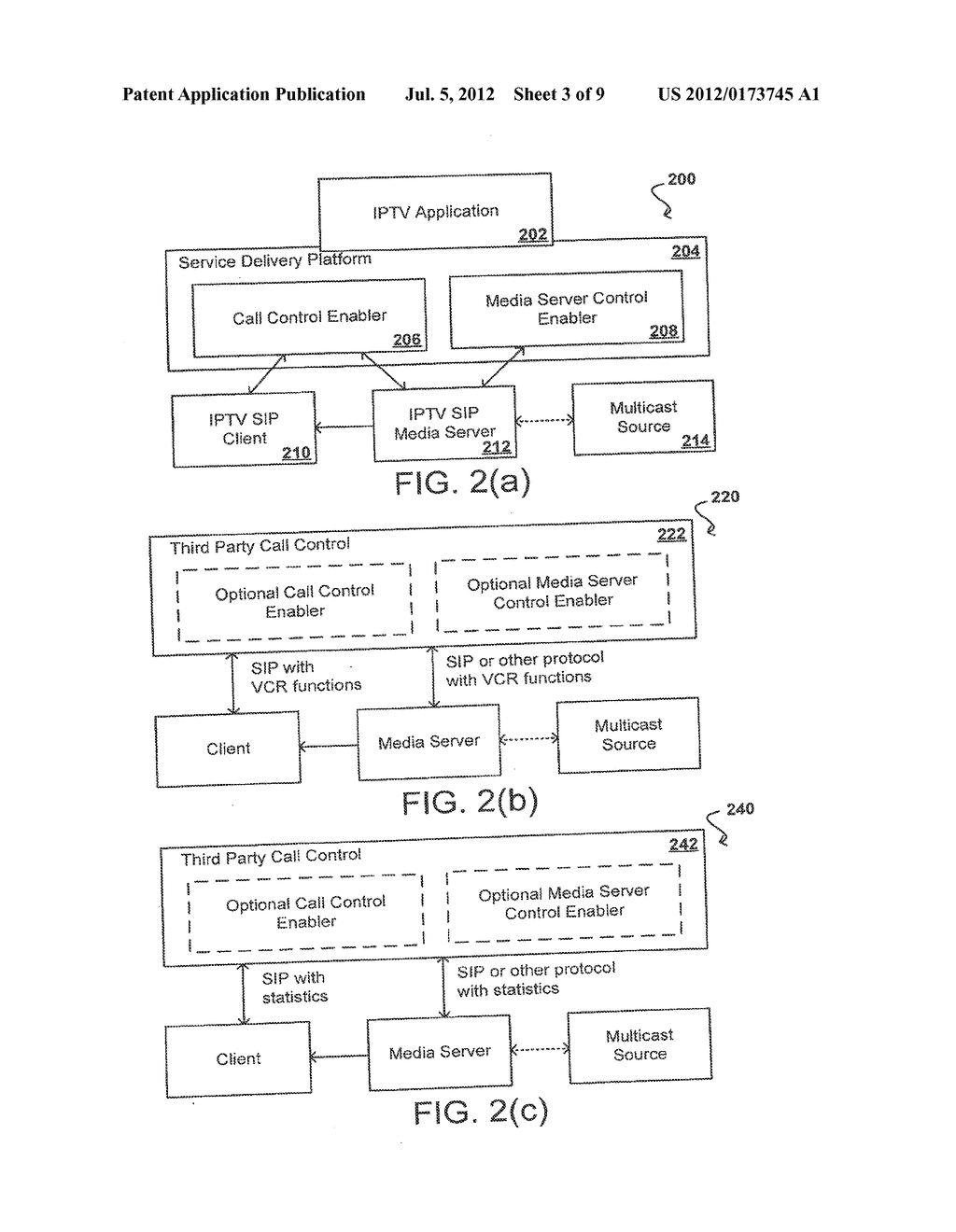 SESSION INITIATION PROTOCOL-BASED INTERNET PROTOCOL TELEVISION - diagram, schematic, and image 04
