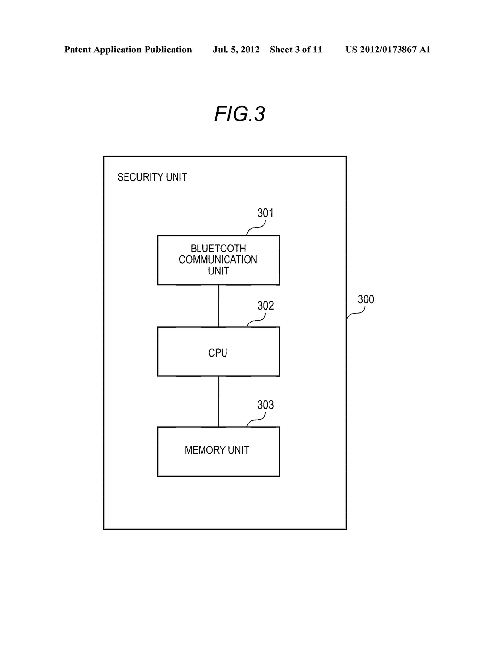 METHOD OF AUTHENTICATION AT TIME OF UPDATE OF SOFTWARE EMBEDDED IN     INFORMATION TERMINAL, SYSTEM FOR SAME AND PROGRAM FOR SAME - diagram, schematic, and image 04