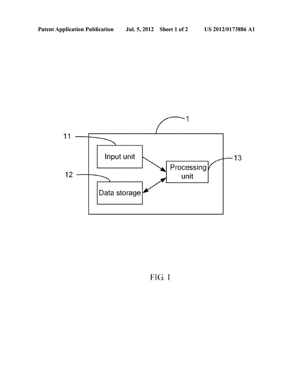 ELECTRONIC DEVICE WITH A FILE AUTHORIZATION MANAGEMENT FUNCTION AND METHOD     THEREOF - diagram, schematic, and image 02