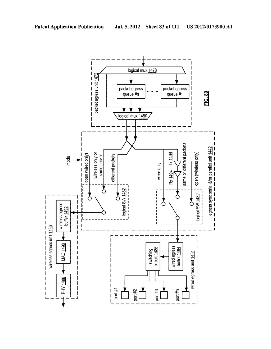 PROVIDING POWER OVER ETHERNET WITHIN A VEHICULAR COMMUNICATION NETWORK - diagram, schematic, and image 84