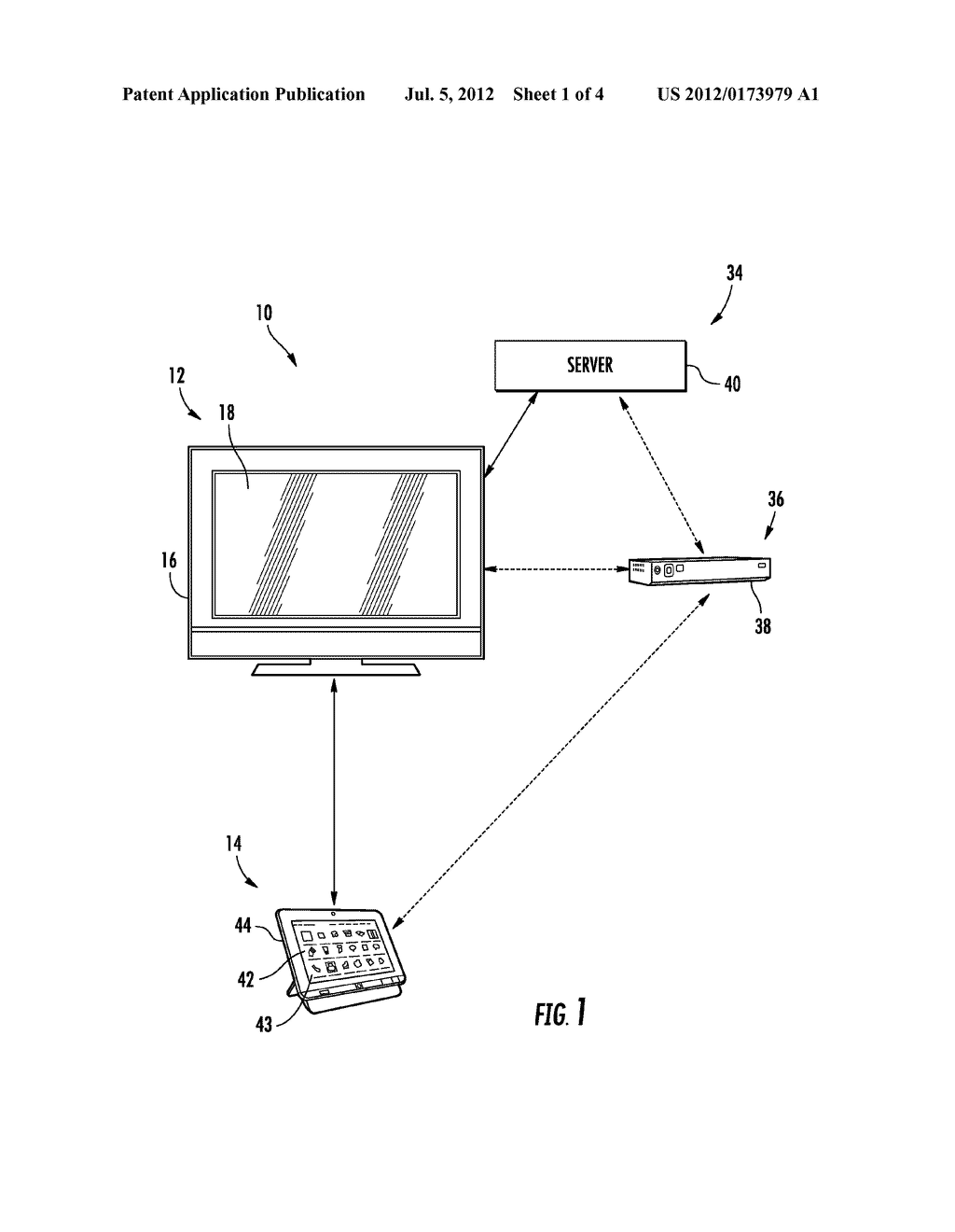 REMOTE CONTROL SYSTEM AND METHOD WITH ENHANCED USER INTERFACE - diagram, schematic, and image 02