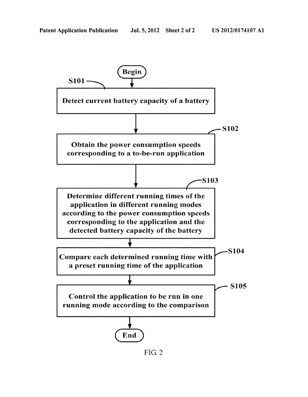 ELECTRONIC DEVICE AND CONTROL METHOD FOR RUNNING APPLICATION - diagram, schematic, and image 03