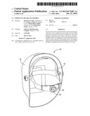 PROTECTIVE HEADGEAR ASSEMBLY diagram and image